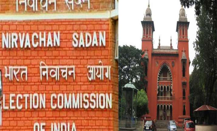 madras hc orders eci to consider vck s request for star