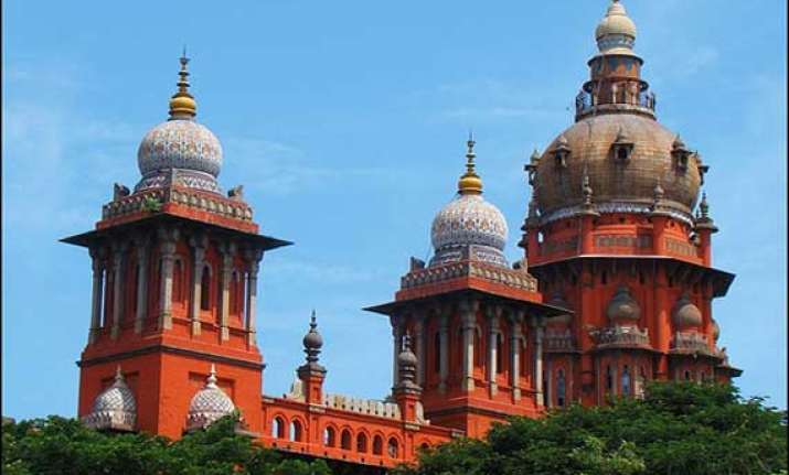 madras hc stays order of single judge to medical council of