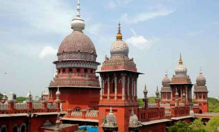 madras hc tells govt to consider renaming college after