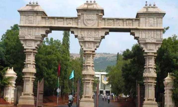 madurai kamaraj university to install biometric time and