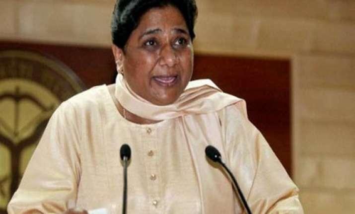 mafias criminals ruling up mayawati