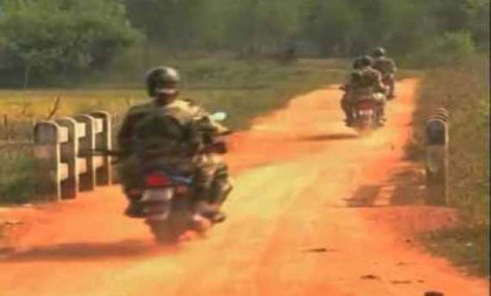 maharashtra to promote cops deployed in maoist areas