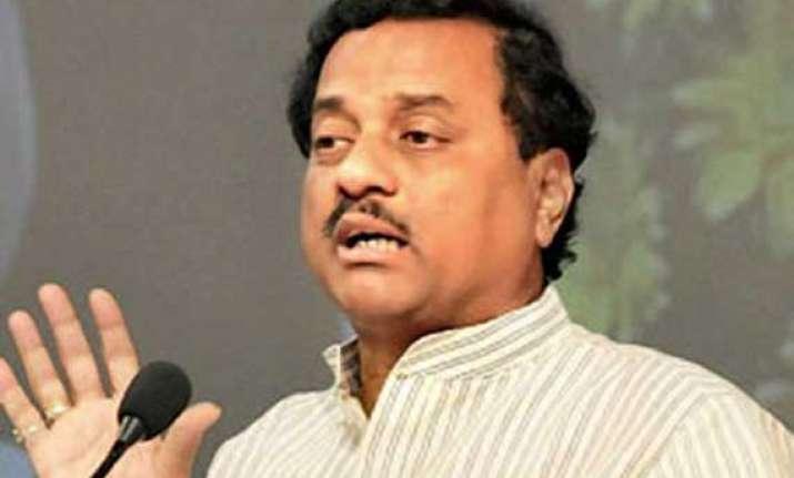 maharashtra water resources minister sunil tatkare quits