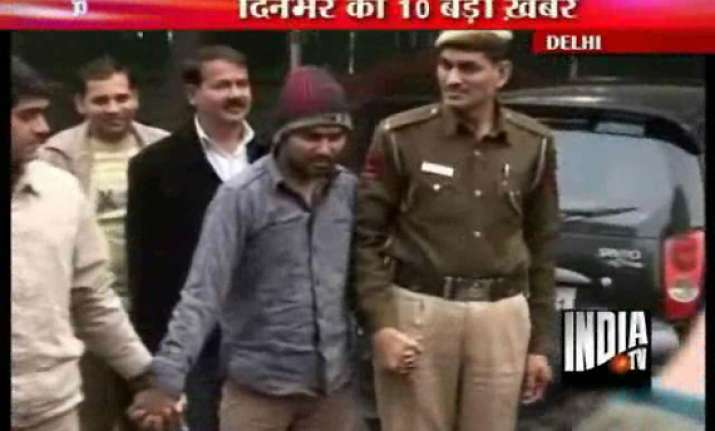 main suspect rajkumar in battered baby falak case arrested