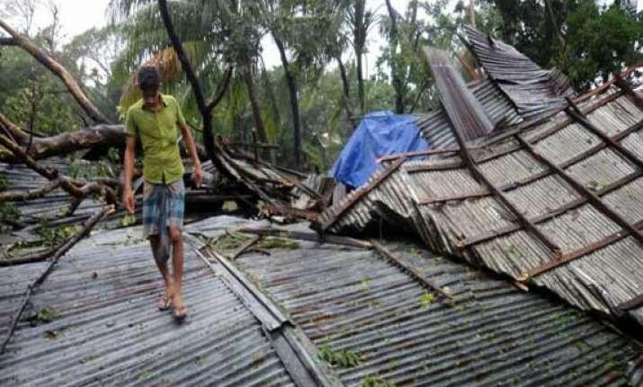major storm hits tripura