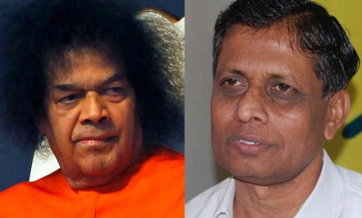 make intelligence reports on sathya sai public demands tdp