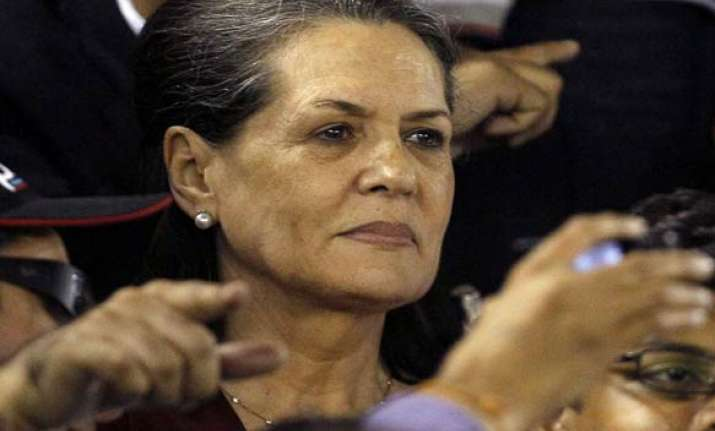 make public expenses on sonia s foreign visits cic tells pmo