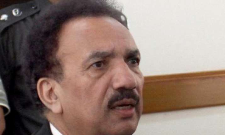 malik blames indian agencies for failure to prevent 26/11