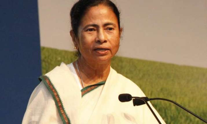 mamata banerjee back from singapore terms visit turning