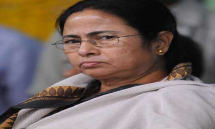 mamata banerjee hints at merger of state transport