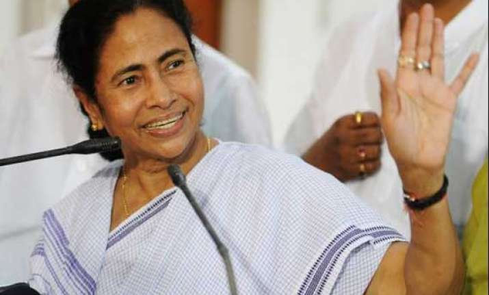mamata renews demand for waiver of interest on loans