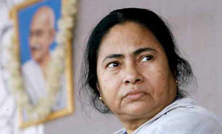 mamata s message to voters bjp is communal cpi m
