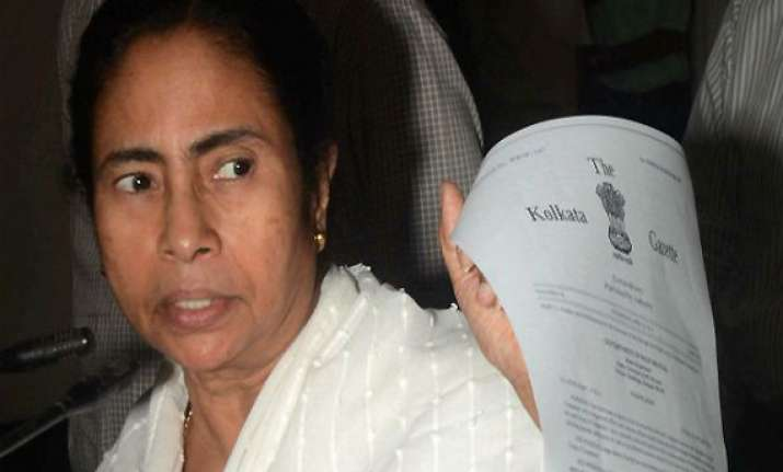 mamata seeks to blame centre for chit fund scam
