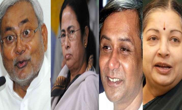 mamata non congress cms oppose nctc centre tries to allay