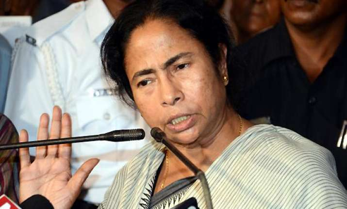 mamata says we won t allow rail fare hike