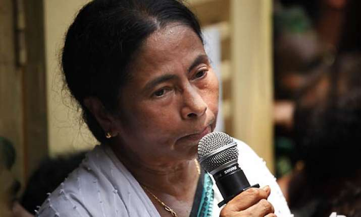 mamata to quit as railway minister on thursday