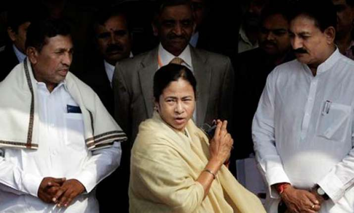 mamata s rail budget jugglery of accounts opposition