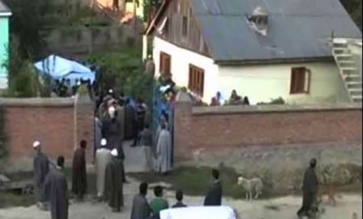 man abducted and shot dead by unidentified persons in