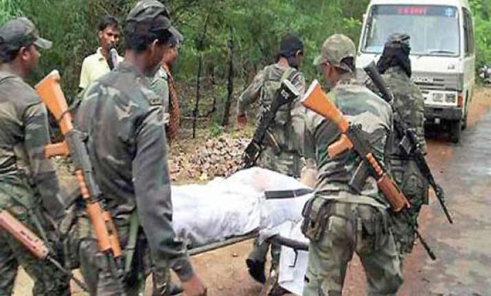 man claims he was part of naxal attack in darbha valley