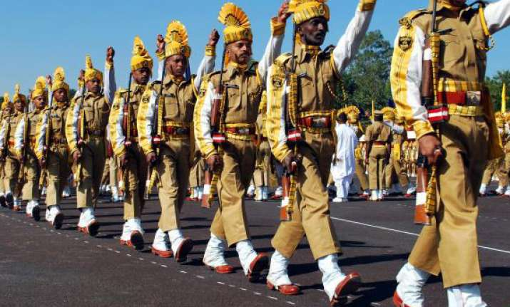 man denied job in cisf for signing in capital letters