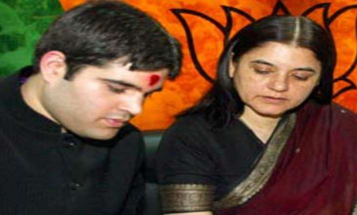 maneka gandhi s mother passes away