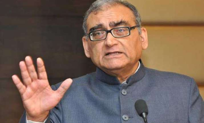 quit if you can t abide by constitution katju to