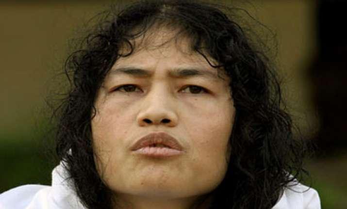 manipur activist iron lady irom sharmila s 1000 word poem