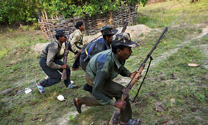 manipur s pla providing training to naxal groups in