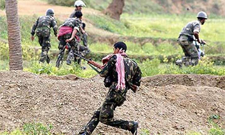 maoist pla links broken says government