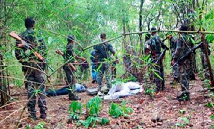 maoist attack chhatisgarh govt suspends sp jagdalpur shunts