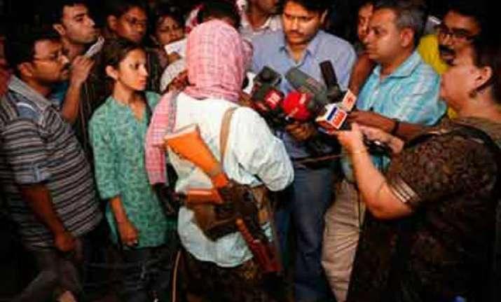 maoist attack kishenji s associate pankaj alias gaganna led