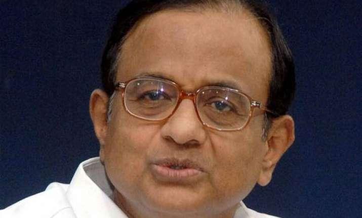 maoist influence growing in assam says chidambaram
