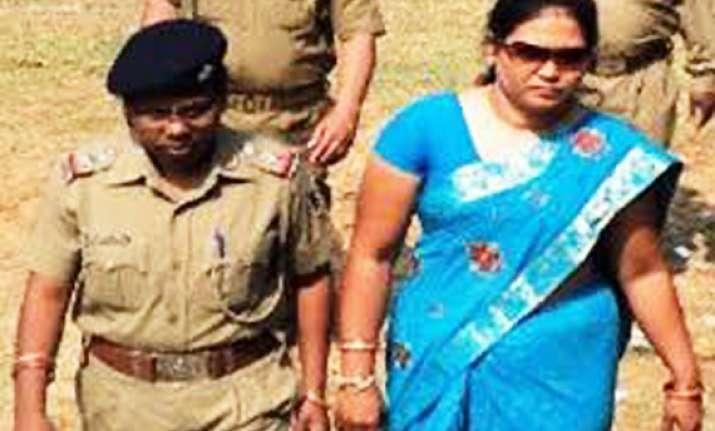 maoist leader panda s wife subhashree fears rearrest