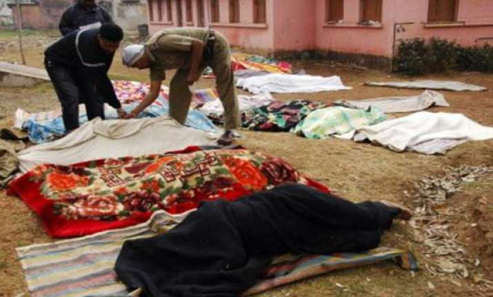 maoist camp in odisha destroyed after encounter