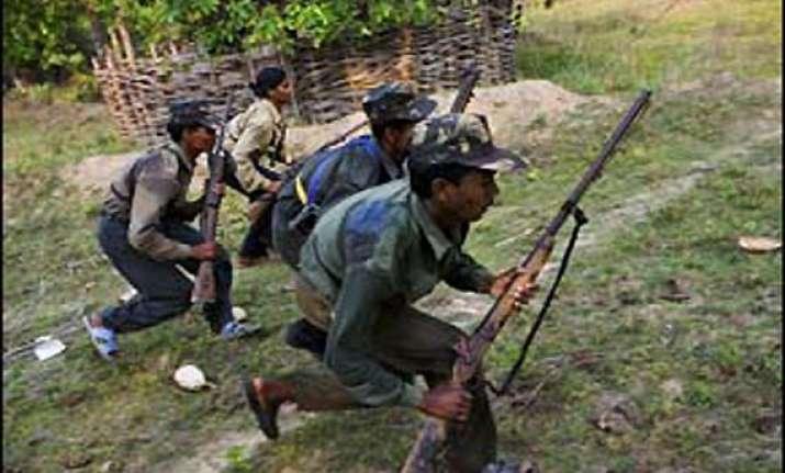 maoists abduct five villagers in bihar