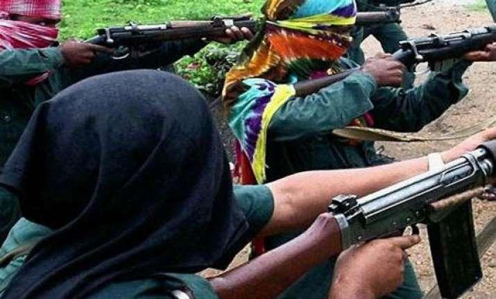 maoists kill jharkhand village head