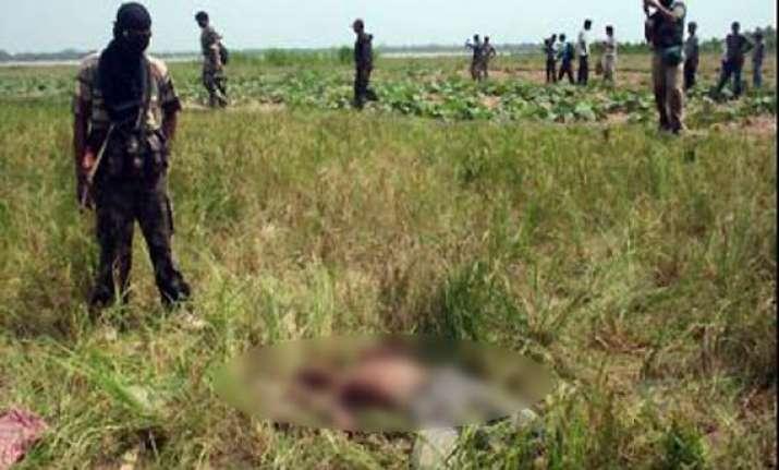 maoists allege kishenji was killed in fake encounter
