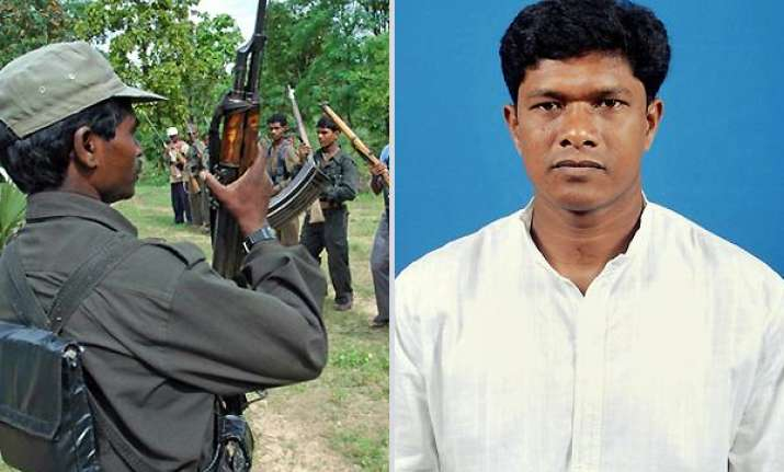 maoists to forward demands for release of odisha bjd mla