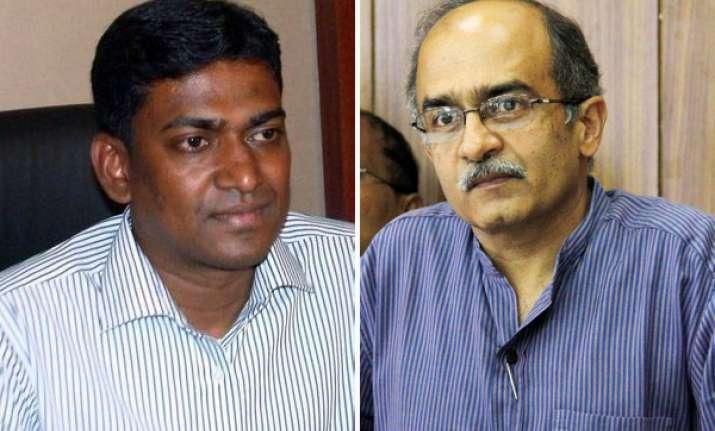 chhatisgarh govt names mediators collector critical say