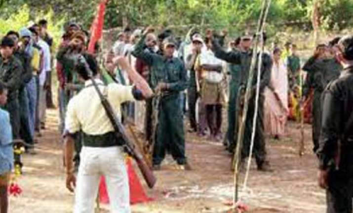 maoists stop vulgar dance performance in odisha village