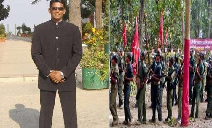sukma collector safe maoists make demands