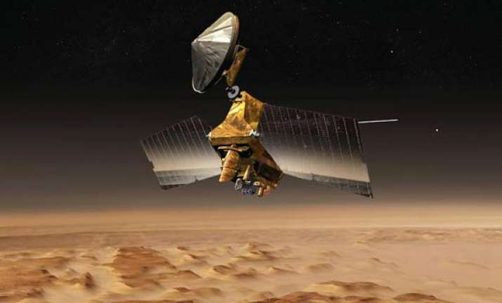 mars orbiter completes about 80 per cent of journey