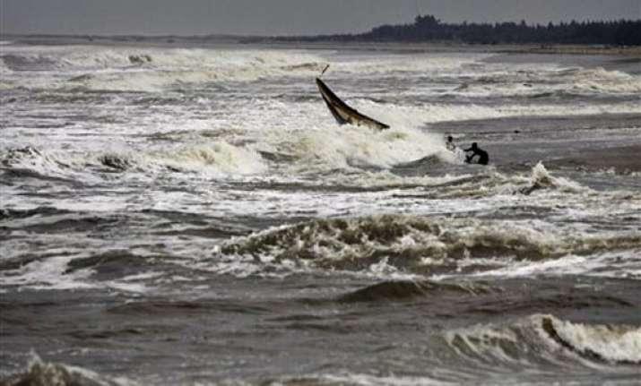 mass evacuation continues in coastal odisha ap darkness