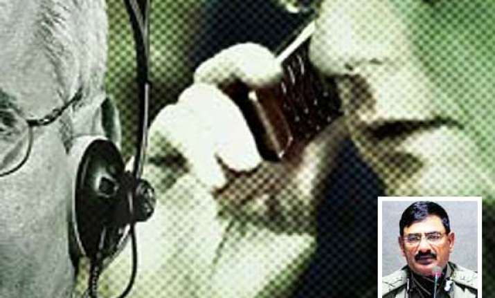 mass phone tapping himachal dgp transferred
