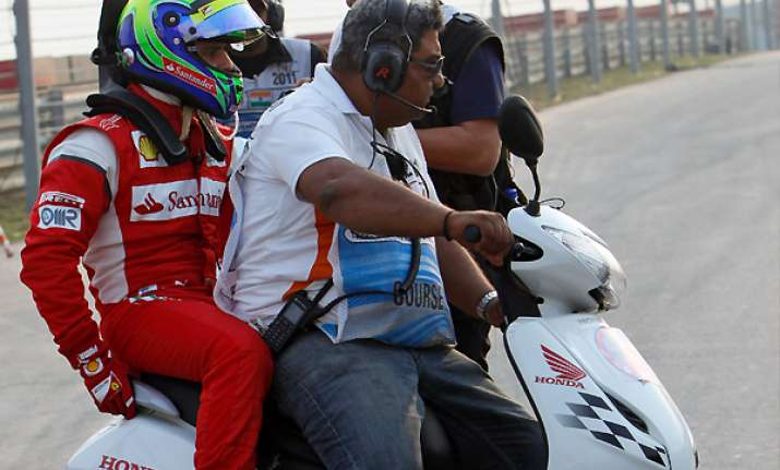 massa hamilton feud deepens at indian grand prix