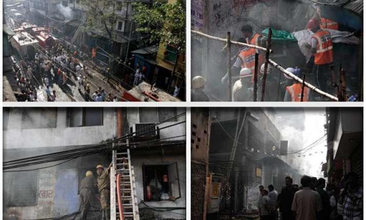 19 killed in devastating fire in kolkata