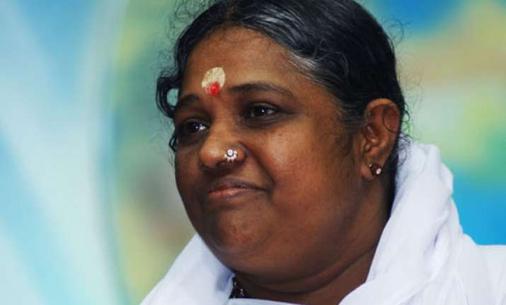 mata amritanandamayi dismisses charges against her mutt by