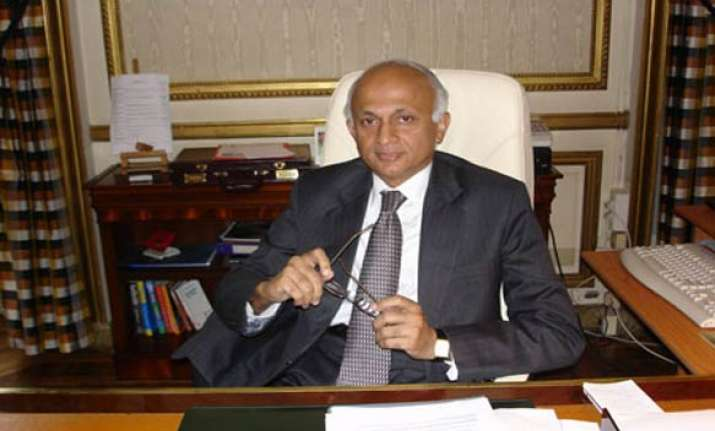 mathai takes charge as foreign secretary