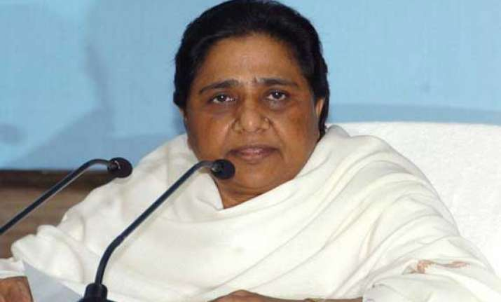 mayawati demands more security for up polls