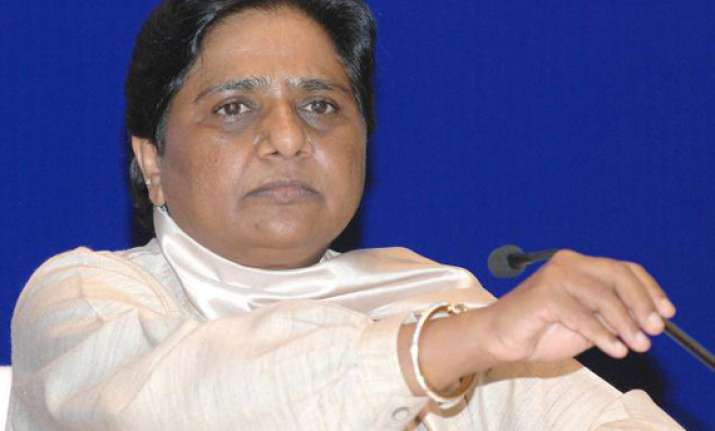 mayawati sacks four more ministers no bsp ticket to them